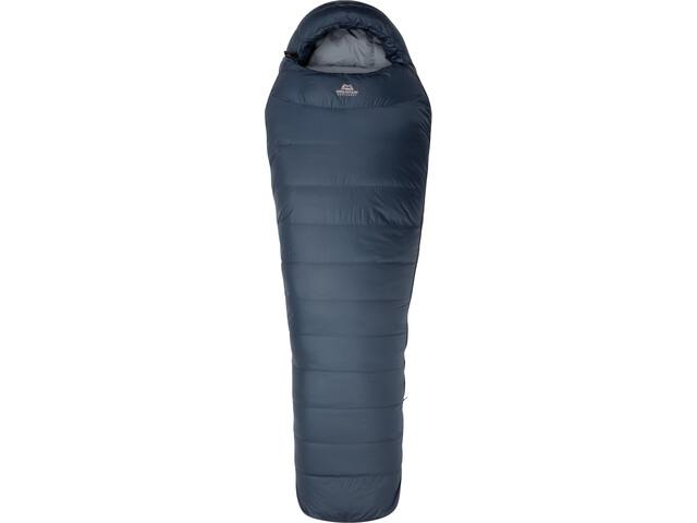 Mountain Equipment Earthrise 400 Sleeping Bag regular denim blue